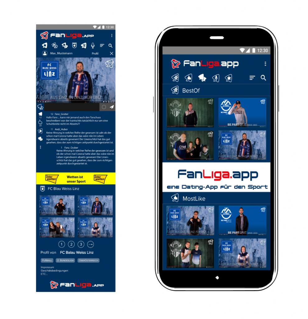 App.display App Duo Weiss